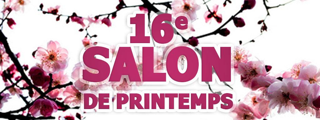 16ème Salon de Printemps