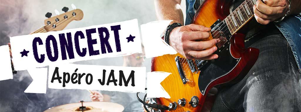 Concert – Apéro JAM