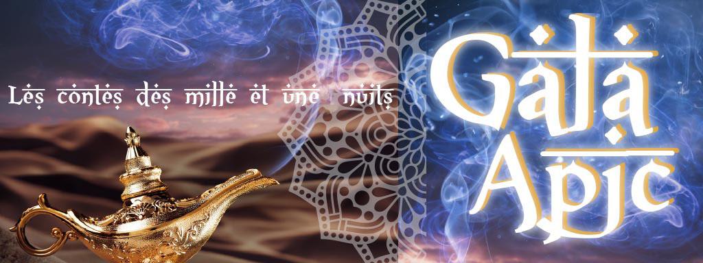 Gala «Les contes des mille et une nuits»